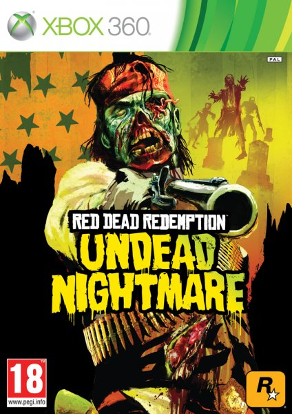 Xbox360: Red Dead Redemption: Undead Nightmare