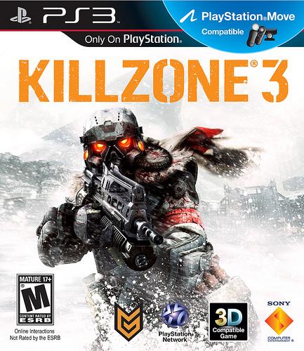 Lanzamiento de Killzone 3 para PS3