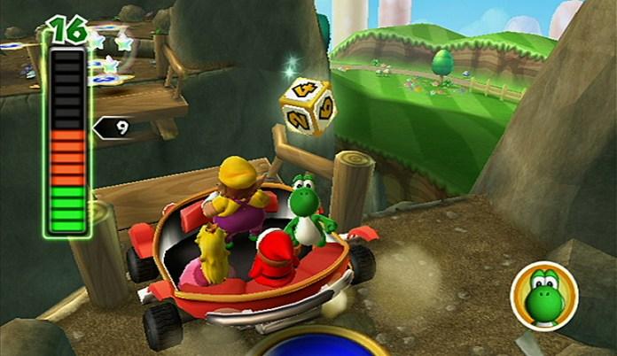 Mario Party 9 con minijuegos muy originales