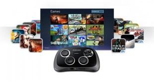 Samsung y Su Mando Game Pad Para Juegos