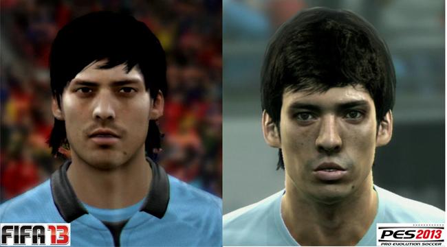 PES 2013 FIFA 13 Silva
