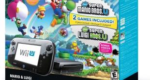 A finales de noviembre, lanzamiento de la nueva Wii U y del New Super Mario Broos.U