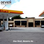 Diaz Shell Station, Metairie Rd, Thad Devier