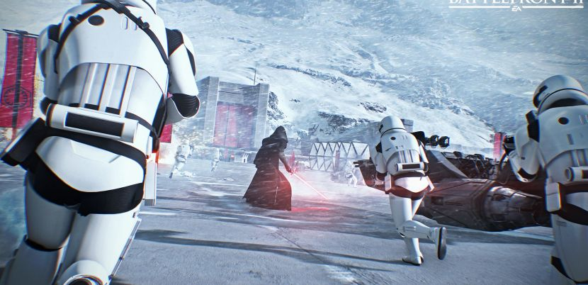 Star Wars Battlefront 2: assalto a Theed, da che parte stai?