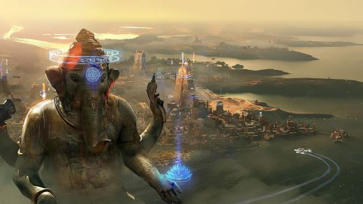 beyond good and evil 2: wallpaper
