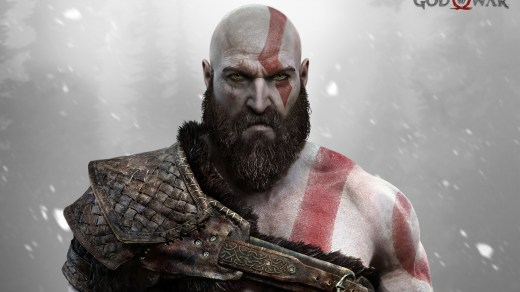 Kratos nel nuovo God of War