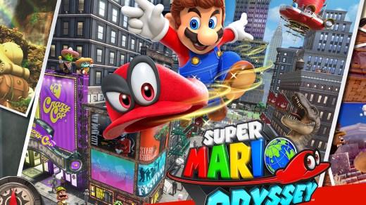 Gioco Super Mario Odyssey