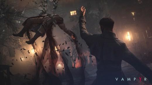 Combattimento in Vampyr