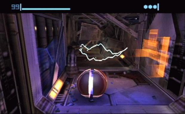 Morfosfera in Metroid Prime