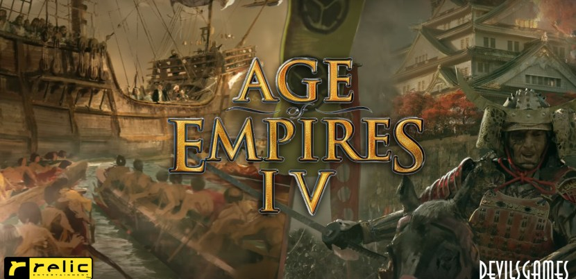 Microsoft annuncia Age of Empires IV ad opera di Relic Entertainment