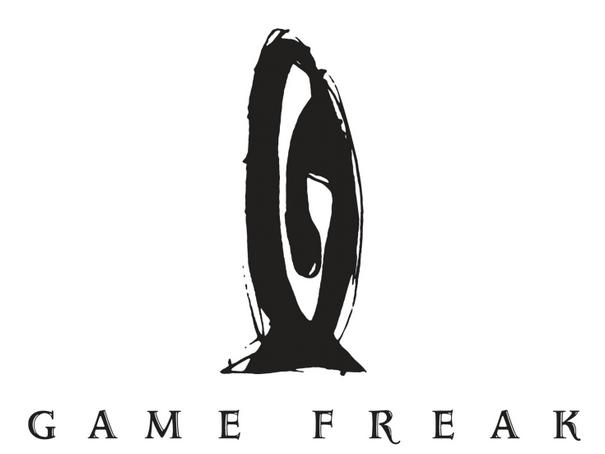 Logo Game Freak, sviluppatore di Pokémon