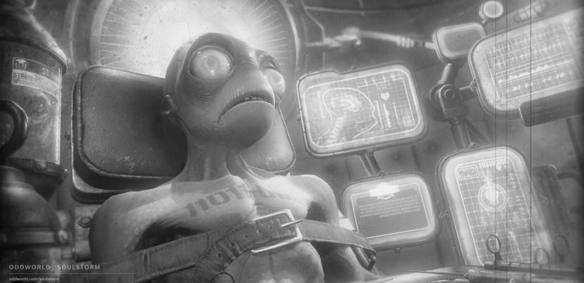 Oddworld: Soulstorm, l'avventura diventa sempre più dark