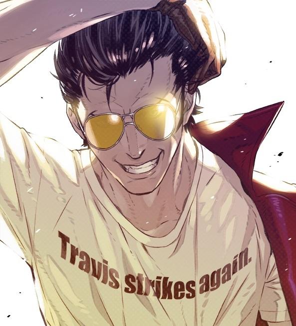 Protagonista di Travis Strikes Again: No More Heroes