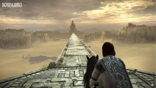 Remake di Shadow of the Colossus: Agro e Wander