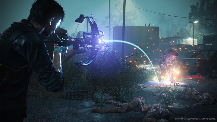 Combattimento in The Evil Within 2