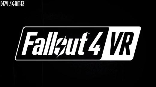 Logo Fallout 4 VR