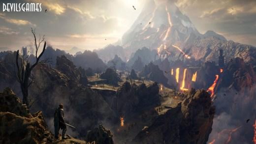 Mordor ne La Terra di Mezzo: L'Ombra della Guerra
