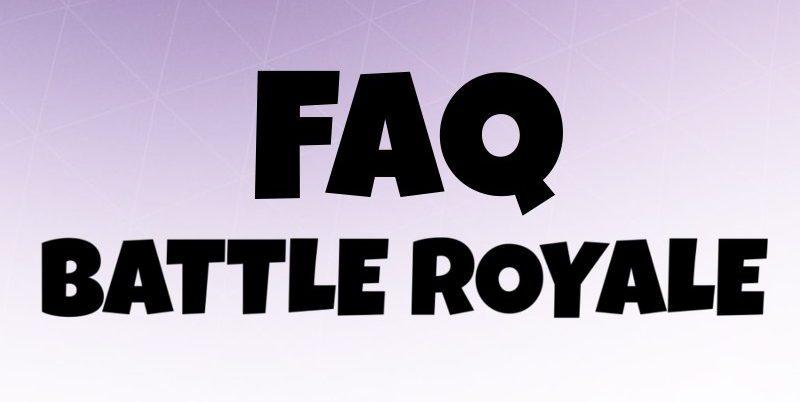 Domande Fortnite: Epic Games risponde agli utenti [Battle Royale]