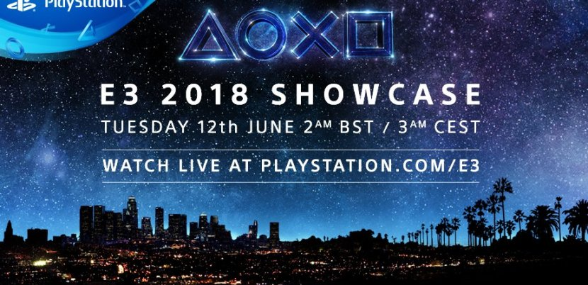 E3 Sony 2018: svelate data e ora.