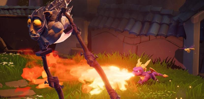 Spyro: Reignited Trilogy supera le aspettative di Activision