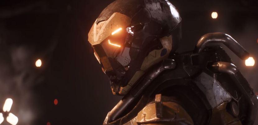 Trailer Anthem E3 2018: caos, divinità e freelancers