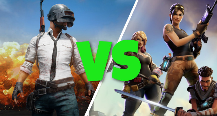 Fortnite o Playerunknown's Battleground: cosa scegliere?