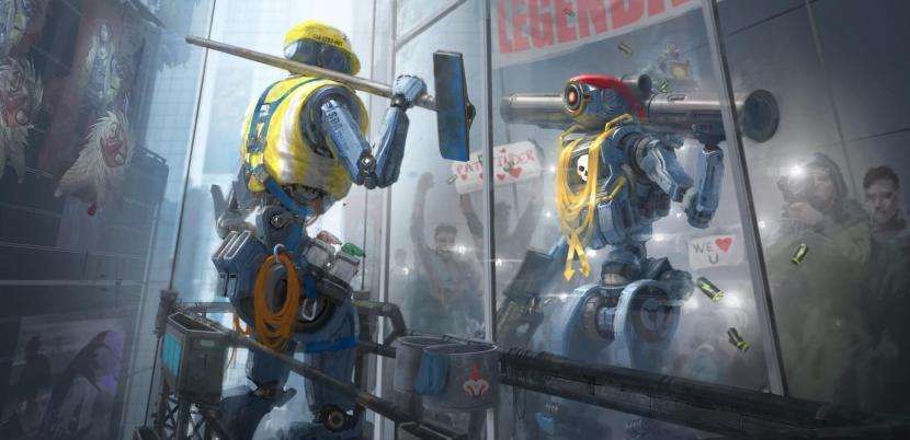 Apex Legends: cross-play tra PS4, PC e Xbox One