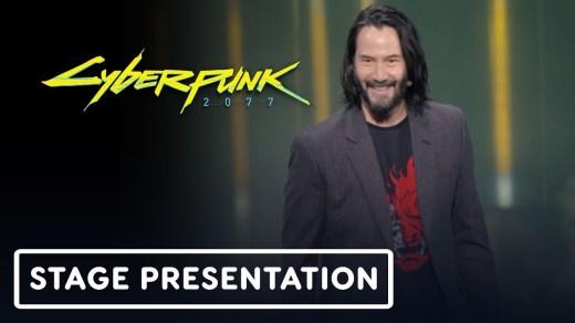 cyberpunk 2077 xbox e3 2019
