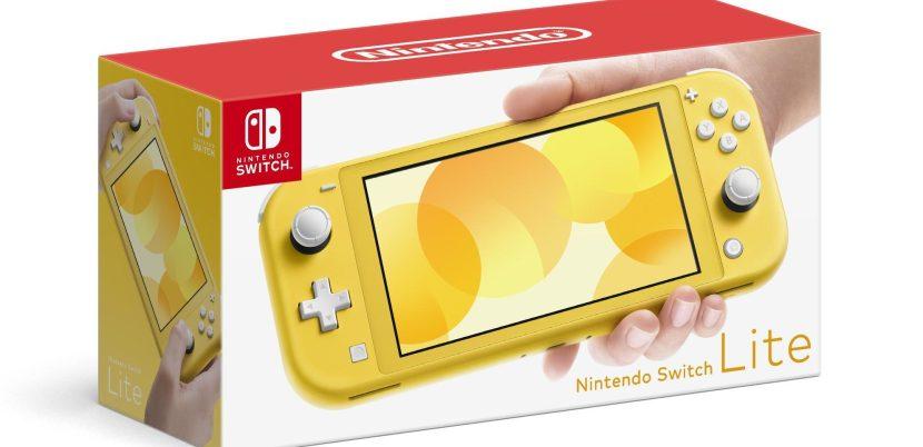 Nintendo Switch Lite: la nuova console Nintendo