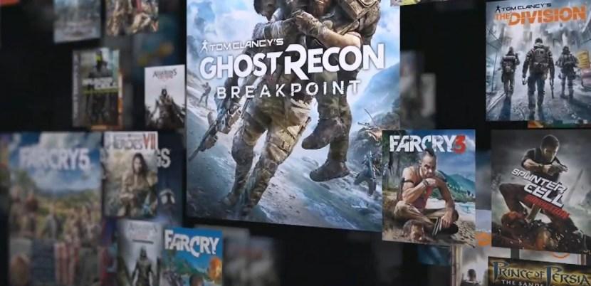 Catalogo Uplay +: ecco lista dei giochi Ubisoft