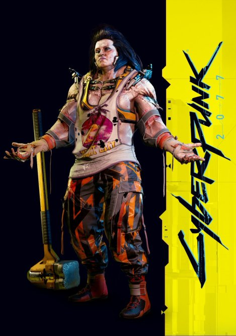 cyberpunk 2077 gang animals