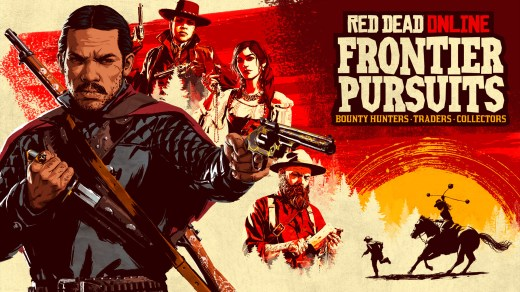 red dead online frontier pursuits dettagli