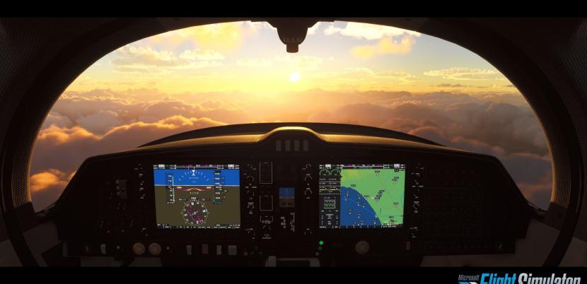 Come funziona Microsoft Flight Simulator: dall'engine ad Azure