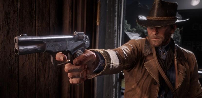 Red Dead Redemption 2: Arthur Morgan in 4K screenshots su PC