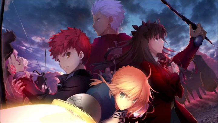 Fate/Stay Night netflix