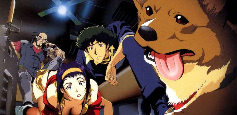 7 anime di Shinichirō Watanabe