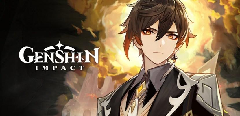 Genshin Impact: come buildare Zhongli