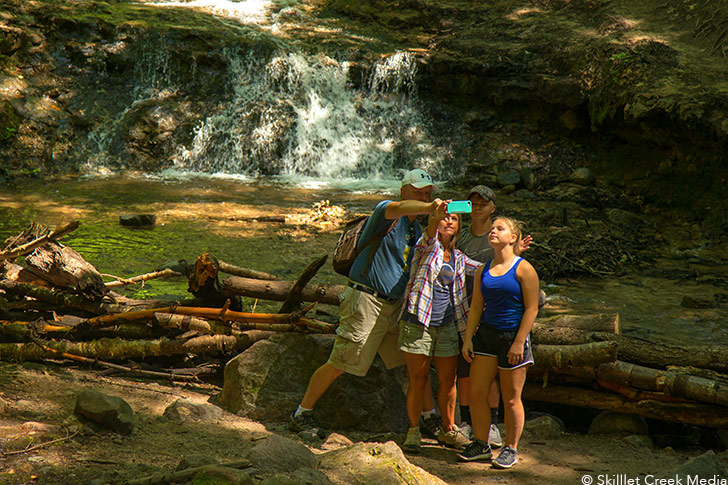 Parfrey's Glen State Natural Area - Devil's Lake State Park Area Visitor's Guide - DevilsLakeWisconsin.com