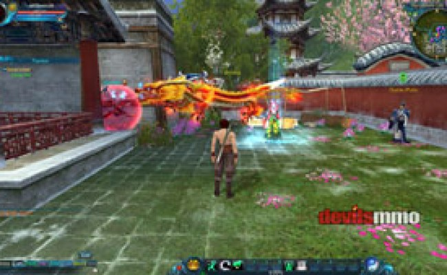 Jade Dynasty Review Is Fantasy Mmorpg Worth Playing