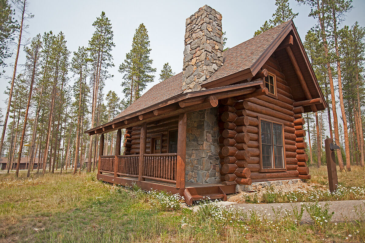 One Bedroom Cabins  Devils Thumb Ranch