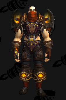Leather Transmog - Human Rogue - Imagined Horrors