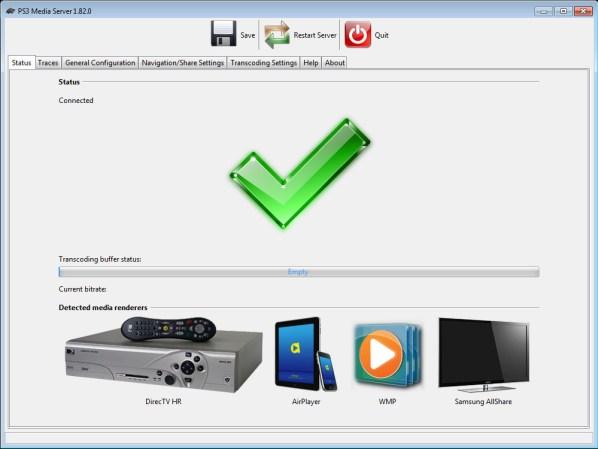 PS3 Media Server 1