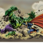 Superman VS Hulk: Who do you think will win?