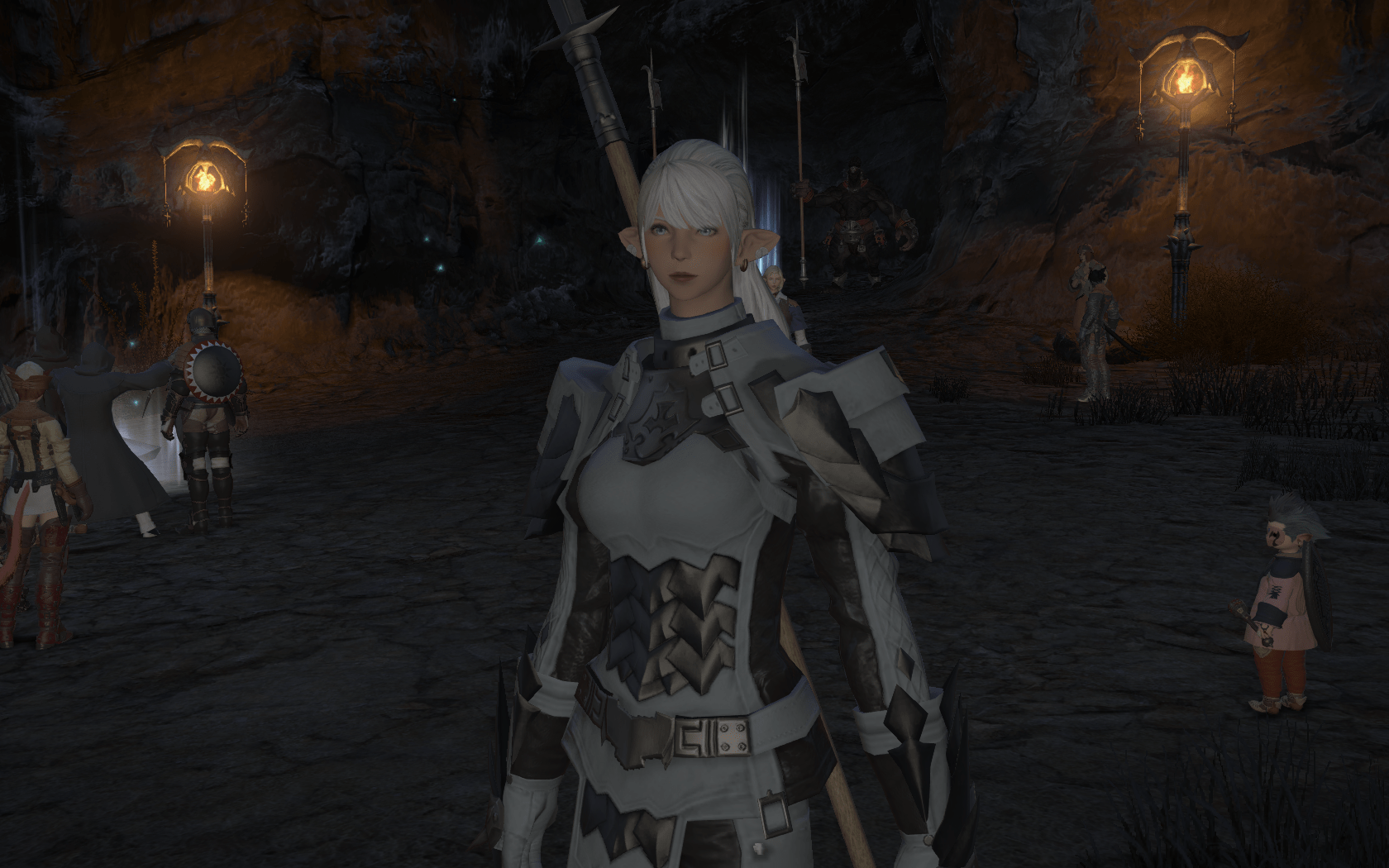 DevilYan's Gibberish » Final Fantasy XIV A Realm Reborn Server Issue
