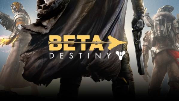 Destiny Beta Logo