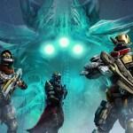 Crota's End Raid Hard Mode Dark Beyond – Hunter Bladedancer sword wielding PoV