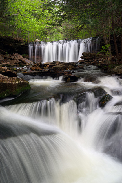 Tim Devine Photography  Ricketts Glen and Surrounds