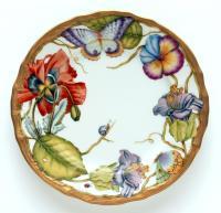 Anna Weatherley - Dinnerware - Ornate Salad Plate from DeVine