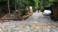 DIY flagstone help | DIY hardscaping phone consultations