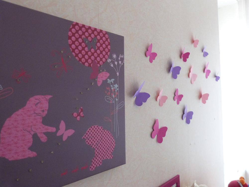 Le battement dailes dun papillon Dfi Home Made Novembre  Devine Qui Vient Bloguer
